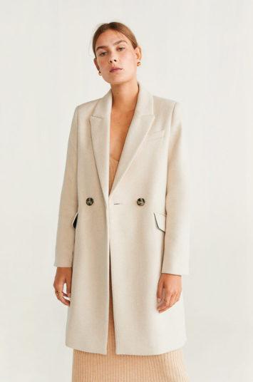 Palton dama Mango 1808074