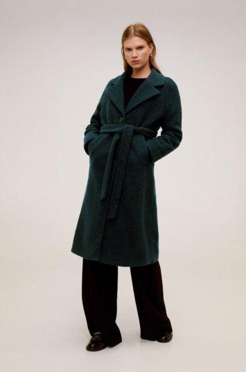Palton dama Mango 1940064