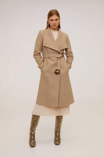 Palton dama Mango 1940089